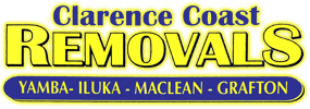 Clarence Coast Removals Logo